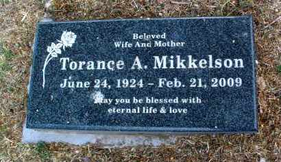 MIKKELSON, TORANCE A. - Yavapai County, Arizona | TORANCE A. MIKKELSON - Arizona Gravestone Photos