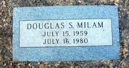 MILAM, DOUGLAS S. - Yavapai County, Arizona | DOUGLAS S. MILAM - Arizona Gravestone Photos