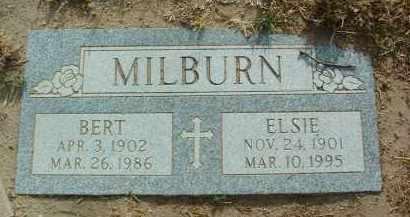 STEIN MILBURN, ELSIE - Yavapai County, Arizona   ELSIE STEIN MILBURN - Arizona Gravestone Photos