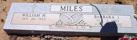 MILES, WILLIAM HENRY - Yavapai County, Arizona | WILLIAM HENRY MILES - Arizona Gravestone Photos
