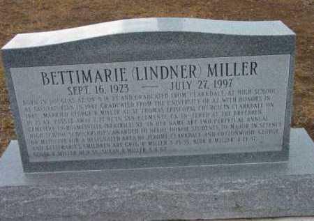 MILLER, BETTIMARIE - Yavapai County, Arizona | BETTIMARIE MILLER - Arizona Gravestone Photos