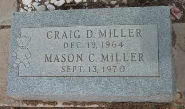 MILLER, MASON C. - Yavapai County, Arizona | MASON C. MILLER - Arizona Gravestone Photos