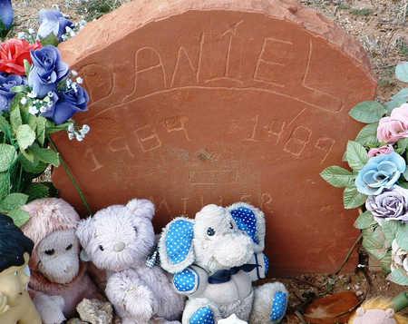 MILLER, DANIEL - Yavapai County, Arizona   DANIEL MILLER - Arizona Gravestone Photos
