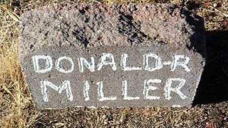 MILLER, DONALD R. - Yavapai County, Arizona | DONALD R. MILLER - Arizona Gravestone Photos
