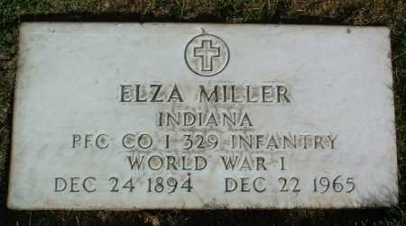 MILLER, ELZA - Yavapai County, Arizona | ELZA MILLER - Arizona Gravestone Photos