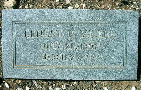 MILLER, ERNEST R. - Yavapai County, Arizona | ERNEST R. MILLER - Arizona Gravestone Photos