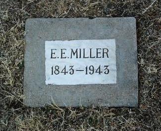 MILLER, E. E. - Yavapai County, Arizona | E. E. MILLER - Arizona Gravestone Photos