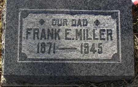 MILLER, FRANK ELLSWORTH - Yavapai County, Arizona | FRANK ELLSWORTH MILLER - Arizona Gravestone Photos