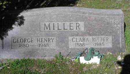 MILLER, GEORGE HENRY - Yavapai County, Arizona | GEORGE HENRY MILLER - Arizona Gravestone Photos