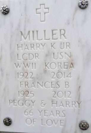 MILLER, HARRY KREIGER, JR. - Yavapai County, Arizona   HARRY KREIGER, JR. MILLER - Arizona Gravestone Photos