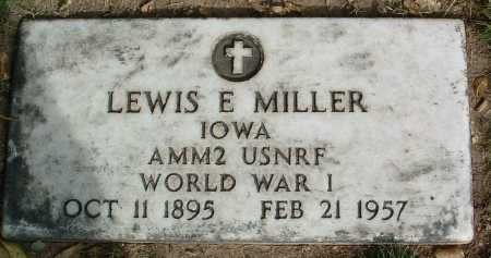 MILLER, LEWIS E. - Yavapai County, Arizona | LEWIS E. MILLER - Arizona Gravestone Photos