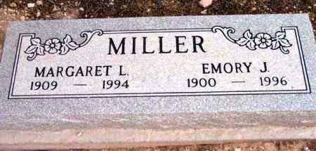 MILLER, EMORY J. - Yavapai County, Arizona | EMORY J. MILLER - Arizona Gravestone Photos