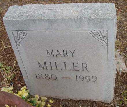 CONWAY MILLER, MARY - Yavapai County, Arizona   MARY CONWAY MILLER - Arizona Gravestone Photos