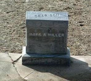 MILLER, MARK - Yavapai County, Arizona | MARK MILLER - Arizona Gravestone Photos