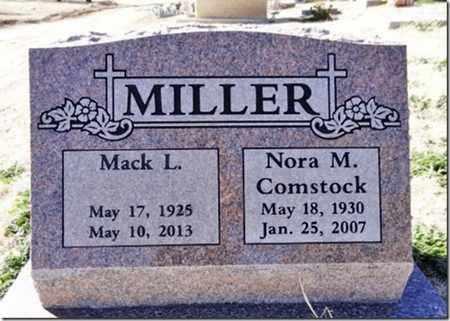 MILLER, MACK L - Yavapai County, Arizona | MACK L MILLER - Arizona Gravestone Photos