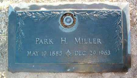 MILLER, PARK H. - Yavapai County, Arizona | PARK H. MILLER - Arizona Gravestone Photos