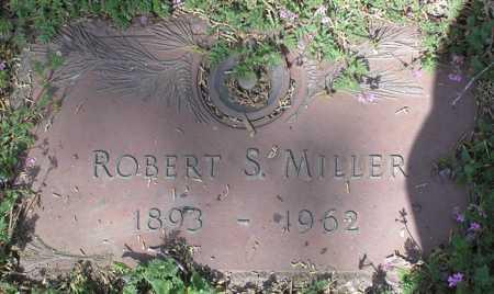 MILLER, ROBERT SIMEON - Yavapai County, Arizona   ROBERT SIMEON MILLER - Arizona Gravestone Photos
