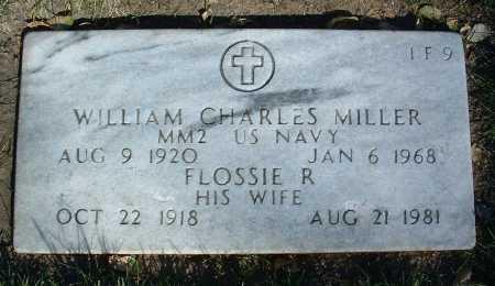 MILLER, FLOSSIE R. - Yavapai County, Arizona   FLOSSIE R. MILLER - Arizona Gravestone Photos