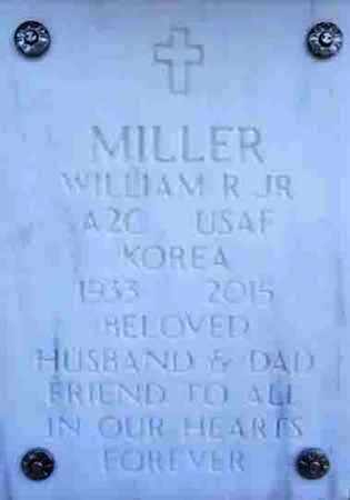 MILLER, WILLIAM RAY, JR. - Yavapai County, Arizona | WILLIAM RAY, JR. MILLER - Arizona Gravestone Photos