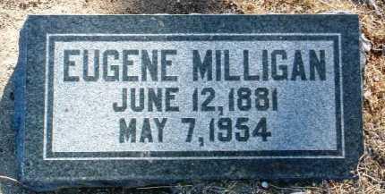 MILLIGAN, EUGENE - Yavapai County, Arizona | EUGENE MILLIGAN - Arizona Gravestone Photos