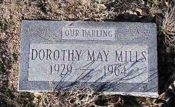 MILLS, DOROTHY MAY RUTH - Yavapai County, Arizona   DOROTHY MAY RUTH MILLS - Arizona Gravestone Photos