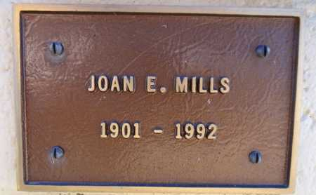 MILLS, JOAN ELIZABETH - Yavapai County, Arizona | JOAN ELIZABETH MILLS - Arizona Gravestone Photos