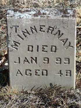 MINNERNAY, T. - Yavapai County, Arizona | T. MINNERNAY - Arizona Gravestone Photos