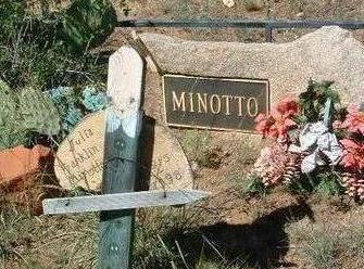FRANKLIN MINOTTO, JULIA E. - Yavapai County, Arizona | JULIA E. FRANKLIN MINOTTO - Arizona Gravestone Photos