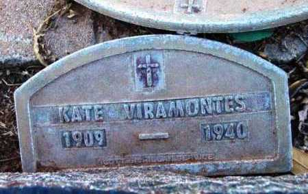 MIRAMONTES, KATE - Yavapai County, Arizona   KATE MIRAMONTES - Arizona Gravestone Photos