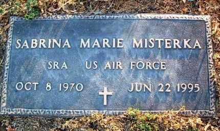 MISTERKA, SABRINA MARIE - Yavapai County, Arizona | SABRINA MARIE MISTERKA - Arizona Gravestone Photos