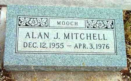 MITCHELL, ALAN J. - Yavapai County, Arizona | ALAN J. MITCHELL - Arizona Gravestone Photos