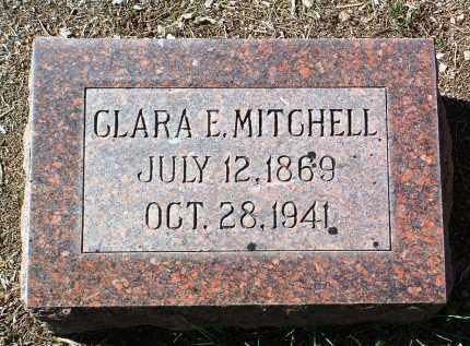 MITCHELL, CLARA ELIZABETH - Yavapai County, Arizona   CLARA ELIZABETH MITCHELL - Arizona Gravestone Photos