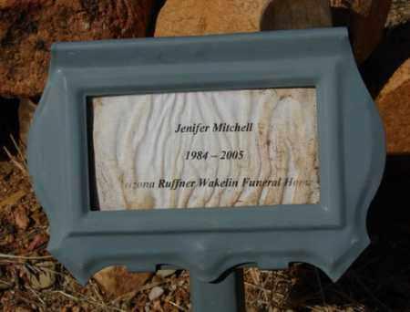 HOUSEL MITCHELL, JENIFER - Yavapai County, Arizona   JENIFER HOUSEL MITCHELL - Arizona Gravestone Photos