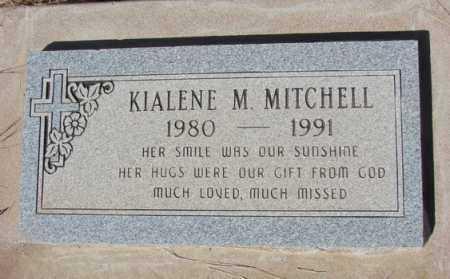 MITCHELL, KIALENE M. - Yavapai County, Arizona | KIALENE M. MITCHELL - Arizona Gravestone Photos