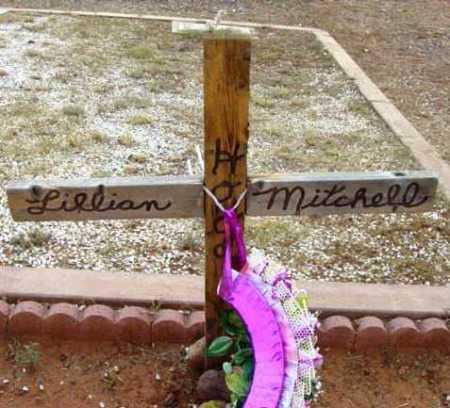 MITCHELL, LILLIAN - Yavapai County, Arizona   LILLIAN MITCHELL - Arizona Gravestone Photos