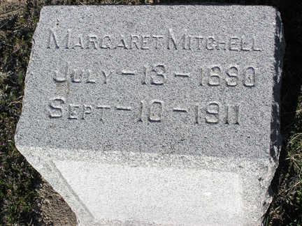 MITCHELL, MARGARET - Yavapai County, Arizona | MARGARET MITCHELL - Arizona Gravestone Photos