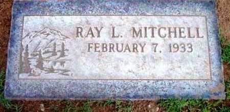MITCHELL, RAY L. - Yavapai County, Arizona   RAY L. MITCHELL - Arizona Gravestone Photos