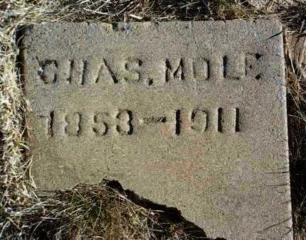 MOLE, CHARLES - Yavapai County, Arizona | CHARLES MOLE - Arizona Gravestone Photos
