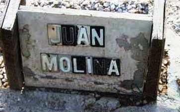 MOLINA, JUAN - Yavapai County, Arizona | JUAN MOLINA - Arizona Gravestone Photos