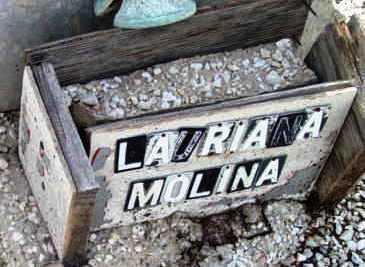 MOLINA, LAURIANA - Yavapai County, Arizona | LAURIANA MOLINA - Arizona Gravestone Photos