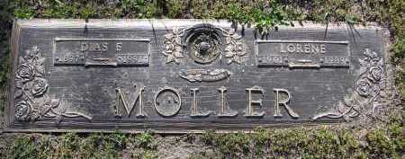 MOLLER, DIAS F. - Yavapai County, Arizona | DIAS F. MOLLER - Arizona Gravestone Photos