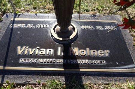 MOLNER, VIVIAN IRENE - Yavapai County, Arizona | VIVIAN IRENE MOLNER - Arizona Gravestone Photos