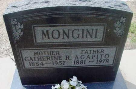RUPPEN MONGINI, C. - Yavapai County, Arizona   C. RUPPEN MONGINI - Arizona Gravestone Photos