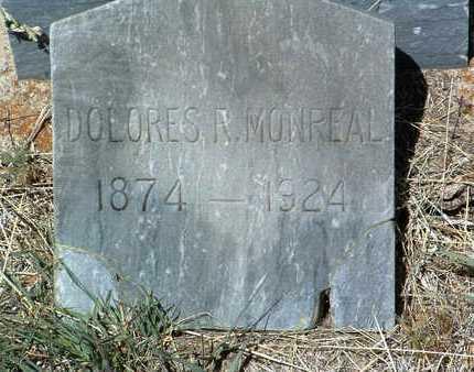 ROBLES MONREAL, D. - Yavapai County, Arizona | D. ROBLES MONREAL - Arizona Gravestone Photos