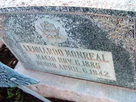 MONREAL, LEONARDO - Yavapai County, Arizona | LEONARDO MONREAL - Arizona Gravestone Photos