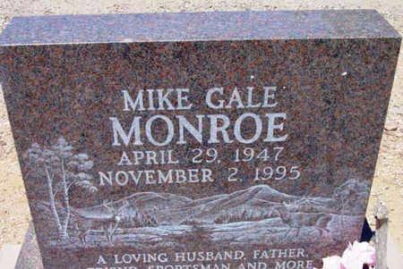 MONROE, MICHAEL GALE - Yavapai County, Arizona | MICHAEL GALE MONROE - Arizona Gravestone Photos
