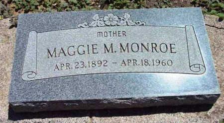 BACK, MAGGIE MERLE - Yavapai County, Arizona | MAGGIE MERLE BACK - Arizona Gravestone Photos