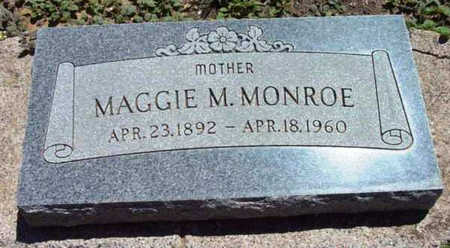 HOUGH BACK, MAGGIE MERLE - Yavapai County, Arizona | MAGGIE MERLE HOUGH BACK - Arizona Gravestone Photos