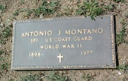 MONTANO, ANTONIO JOSE - Yavapai County, Arizona | ANTONIO JOSE MONTANO - Arizona Gravestone Photos