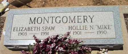 MONTGOMERY, HOLLIE N. - Yavapai County, Arizona | HOLLIE N. MONTGOMERY - Arizona Gravestone Photos